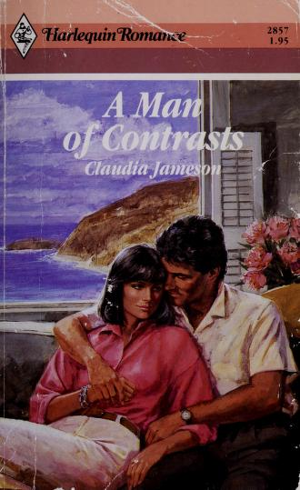 Man Of Contrasts by Claudia Jameson