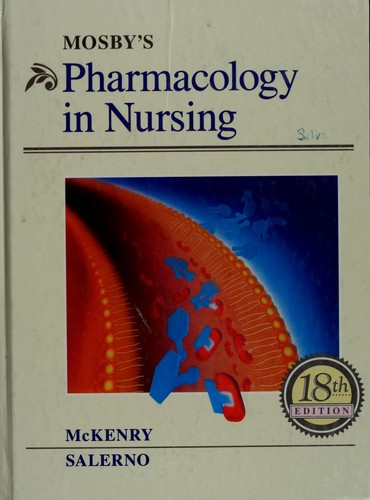 Download Mosby's pharmacology in nursing.