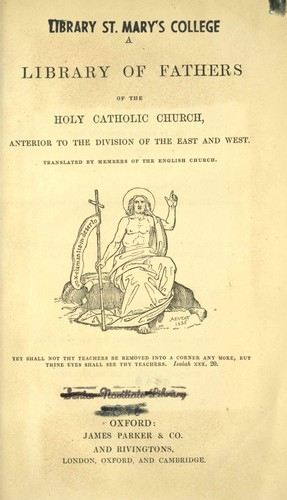 Download The treatises of S. Caecilius Cyprian, Bishop of Carthage and martyr
