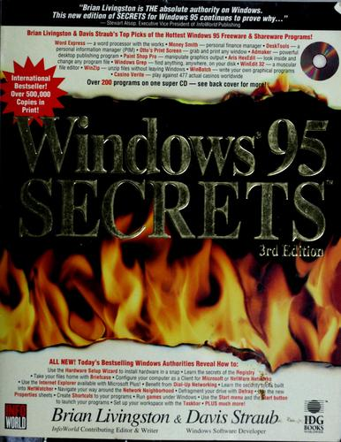 Windows 95 secrets.