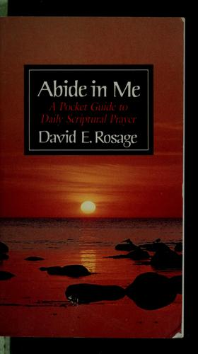 Download Abide in me