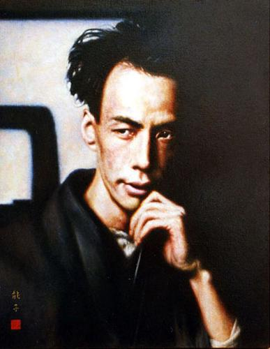 Photo of Akutagawa Ryūnosuke