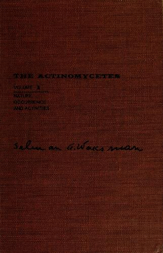The actinomycetes.