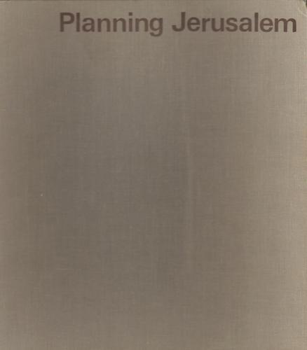 Download Planning Jerusalem