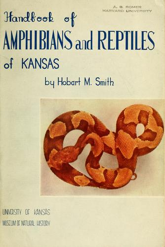 Download Handbook of amphibians and reptiles of Kansas.