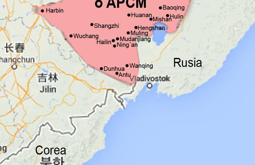 Revolucion Anarquista en Manchuria. La Comuna de Shinmin (1929-1932)