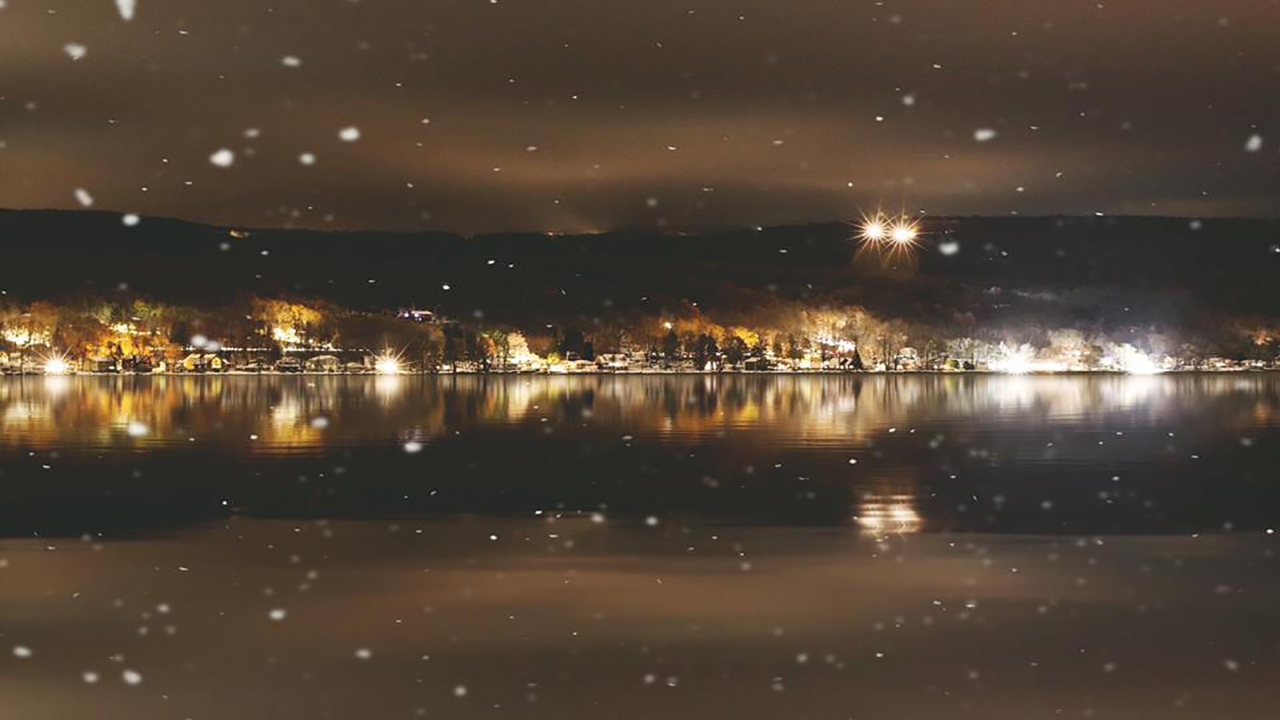 Lights on the Lake in
