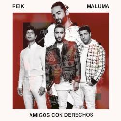 Reik & Maluma - Amigos Con Derechos