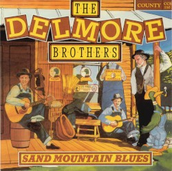 The Delmore Brothers - Going Back to the Blue Ridge Mountains