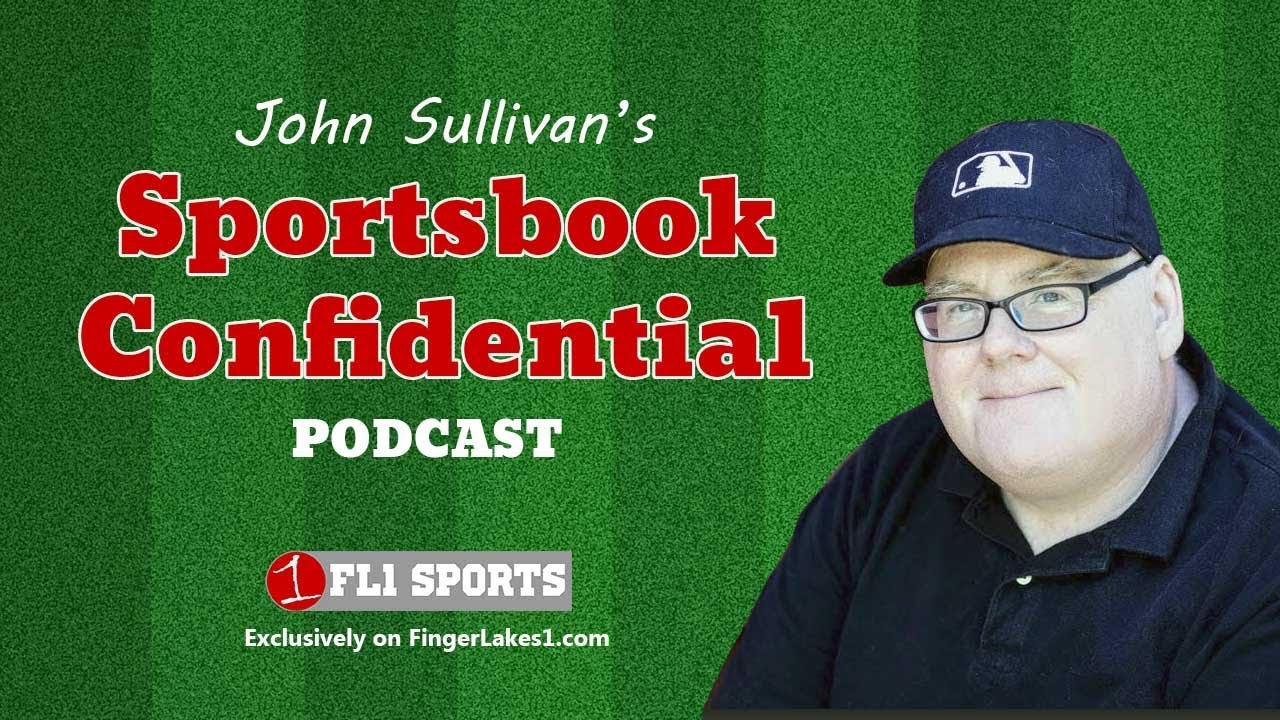 SPORTSBOOK CONFIDENTIAL LIVE AT 11 AM: FingerLakes1.com 10/12/18