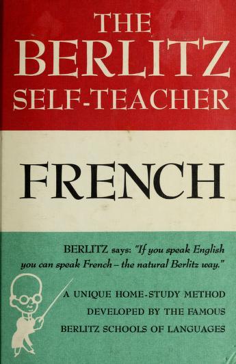 Berlitz Self Teacher by Berlitz Schools of Languages