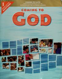 Cover of: Coming to God  Grade 1 | Thomas H. Groome, Sadlier Team
