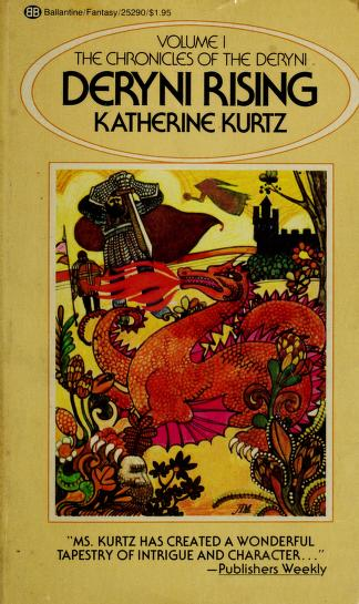 Cover of: Deryni Rising (Chronicles of the Deryni, Vol. I) by Katherine Kurtz