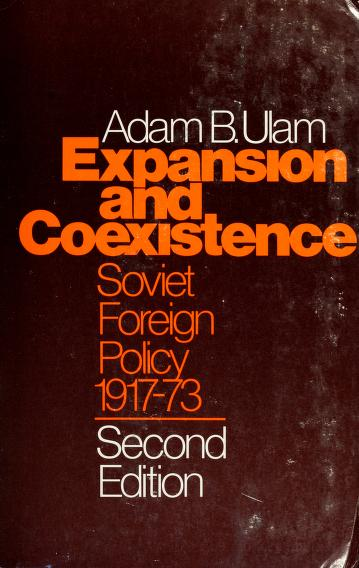 Cover of: Expansion and Coexistence | Adam Bruno Ulam