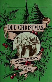 Cover of: Old Christmas   Washington Irving