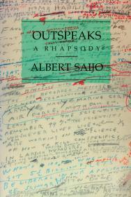 Cover of: Outspeaks   Albert Saijo