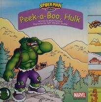 Cover of: Peek-a-Boo, Hulk (Spider-Man & Friends) |
