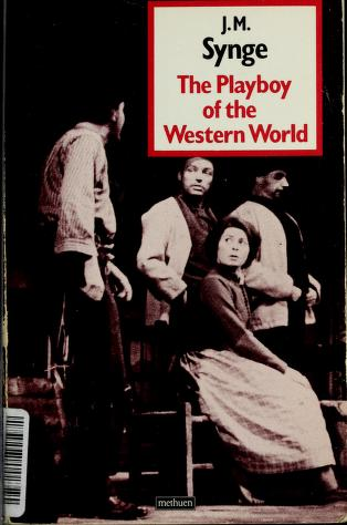 Cover of: Playboy of the Western World, The   John M. Synge