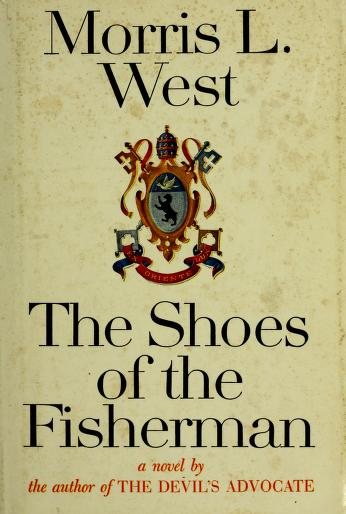 Cover of: The shoes of the fisherman | Morris West