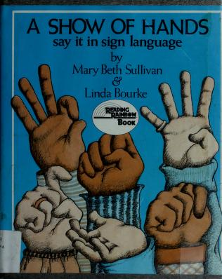 Cover of: A Show of Hands | Mary Beth Sullivan