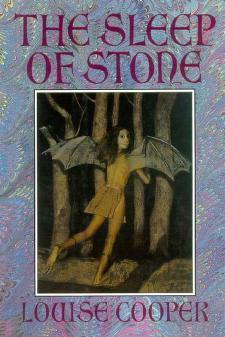 Cover of: The sleep of stone by Louise Cooper