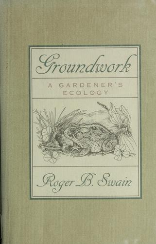 Groundwork by Roger B. Swain