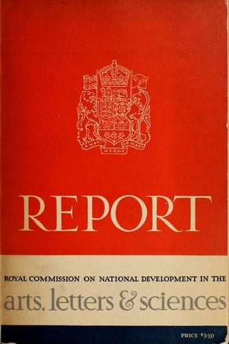 Report, 1949-1951.