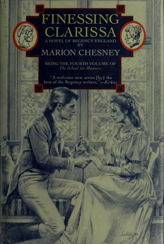 Finessing Clarissa by Marion Chesney