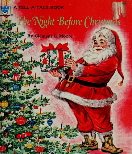 The Night Before Christmas by Golden Books