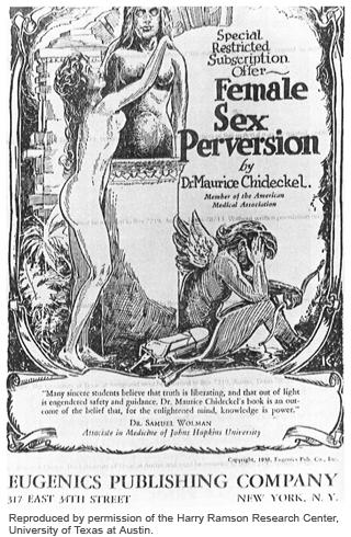 Female sex perversion