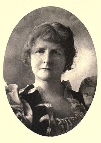 Photo of Mary Eleanor Wilkins Freeman